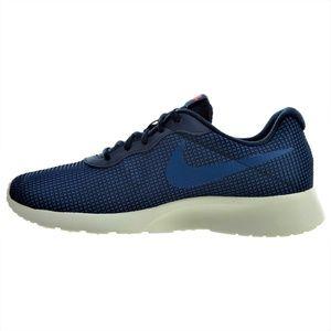Nike Shoes - NEW blue Nike Tanjun SE Men's Running Shoe Sneaker